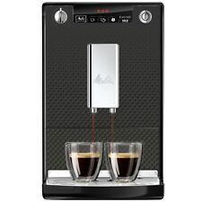 Melitta E950-333 Caffeo Solo Kaffeevollautomat anthrazit mit Stahl-Kegelmahlwerk