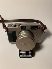 New Listing[Ex +] Contax G1 w/ 28mm f2.8 Zeiss Biogon lens w/ Contax Uv lens filter/hood