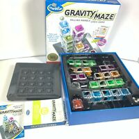 ThinkFun Gravity Maze Marble Run Logic Game STEM Toy for Boys Girls 8+ COMPLETE
