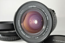 [Excellent++] COSINA AF 19-35mm f/3.5-4.5 MC Wide Zoom Lens for Canon EF w/ Caps
