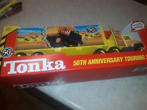 Toy Tonka 50th Anniversary Touring Semi #90212 1997 in Box