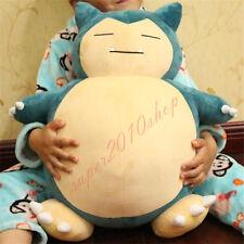 """32"""" Pokemon GO Giant Snorlax Plush Kabigon OA doll Pillow soft toys gift 80cm"""