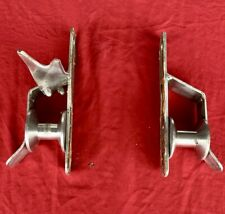 Pair of Marine Stainless Steel Anchor Rollers for Boat Sailboat Bowsprit