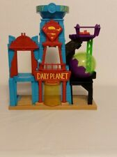 Fisher Price Imaginext Super Friend's DC Daily Planet Playset