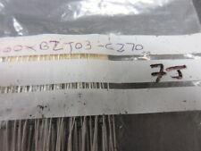 BZT03-C270 Diodo Zener 270V 3.25W ** 2 por Venta **