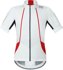 Gore Windstopper Oxygen Softshell Short Sleeve Cycling Jersey RRP £120 Medium