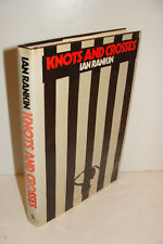 Knots and Crosses by Ian Rankin 1st/1st 1987 Crime Club Hardcover