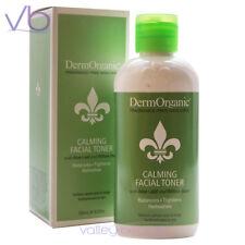 DERMORGANIC Calming Facial Toner 250ml, Oil-Free & Fragrance Free with Argan Oil