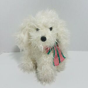 """Shaggy Puppy Plush 16"""" The Gingham Dog And Calico Cat 1990 Target Exclusive"""