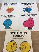 Mr Men & Little Miss books bundle Roger Hargreaves