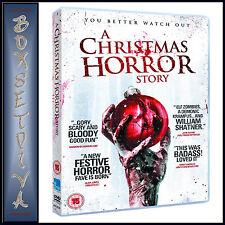 A CHRISTMAS HORROR STORY - William Shatner  *BRAND NEW DVD****