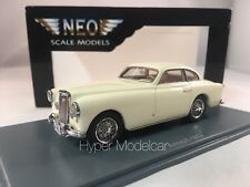 NEO SCALE MODELS 1/43 MG TD Arnolt Continental Sports 1953 White Art. NEO44611