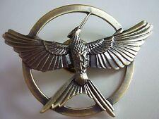 Pin del Sinsajo de Los Juegos del Hambre Hunger Games alas abiertas