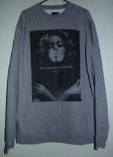 Beyonce Formation World Tour Merch Crewneck Size Xl Authentic Cotton Blend