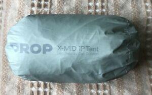 Dan Durston X-Mid 1P Drop Ultralight Ultralite 1 Person Tent