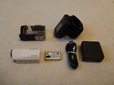 Sony HDR-AZ1VR Action HD Camera - White (Bundle with Live View Remote)