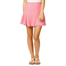 Lily Loves ladies pink frill skirt Size 20