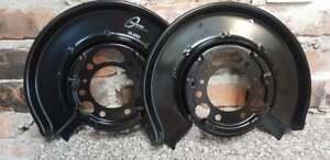 VW LT 28-35 on-Rear Brake Backing Plates 4614230120/0220 2pcs