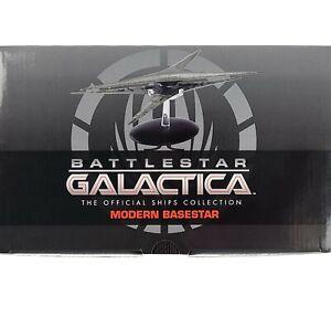 Battlestar Galactica Ships Collection MODERN CYLON BASESTAR Model Eaglemoss #12