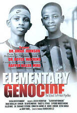 Elementary Genocide DVD (Free Shipping)