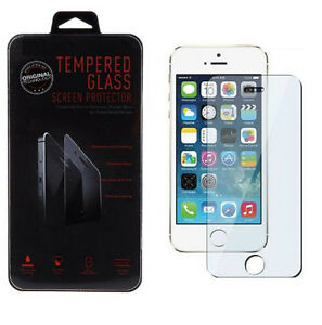 """100% Genuine Tempered Glass LCD Film Screen Protector For Apple iPhone 6 6S 4.7"""""""