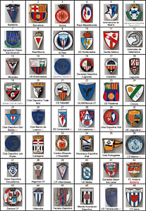 football pin  badge Spain - part 2