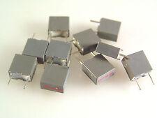 Condensatore Poliestere Box 4n7 400 V 5 mm PASSO 10 PEZZI OL0532