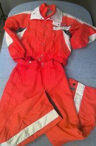 Vintage SPYDER Thinsulate Entrant Ski Snowboarding Jacket Pants Suit Mens Medium
