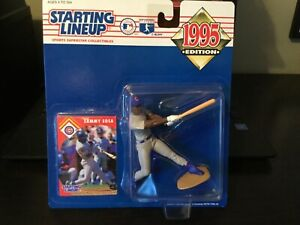1995 ROOKIE STARTING LINEUP - SLU - MLB - SAMMY SOSA - CHICAGO CUBS