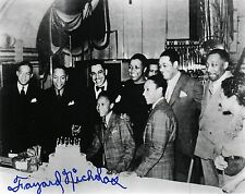 OFFICIAL WEBSITE Fayard Nicholas Brothers (1914-2006) 8x10 AUTOGRAPHED