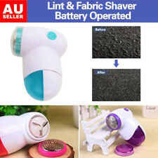 Lint Remover Portable Electric Clothes Fluff Sweater Fuzz Fabric Shaver Oz Stock
