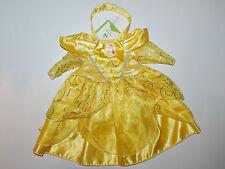 Kostüm~USA~Kleid~62-68~Disney~Princess~Fasching~Karneval~Prinzessin~Baby~gelb