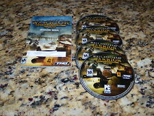 Full Spectrum Warrior (PC, 2006) Game Windows (With Manual)