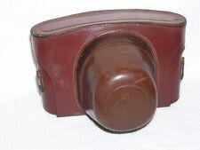Fitted Camera CASE for Vintage Praktiflex cameras