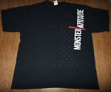 MONSTER CABLES tee XL high-end HDMI speed-rated T shirt 2007