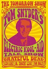 New: THE TOMORROW SHOW - Tom Snyder's Electric Kool-Aid Talk Show - DVD