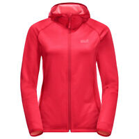 Jack Wolfskin Star Womens Ladies Outdoor Hiking Walking Fleece Jacket - UK 8-10
