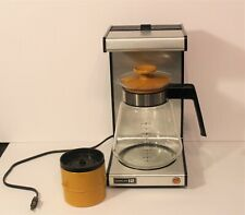 Vintage Norelco 12 Cup Dial-A-Brew Coffee Maker HD 5135 Very Good Condition