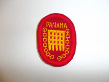 b5372 US Panama Canal Hell Gate patch R9A
