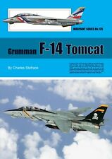 warpaint Series book No. 126 Grumman F-14 Tomcat by Charles Stafrace 122 Pages.