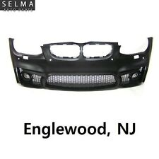 BMW 3 Series E92 E93 2011-2013 F82 M4 Style Fog Lamp Type Front Bumper with PDC