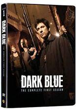 DARK BLUE: SEASON 1 (4 disc set) - Region Free DVD - Sealed