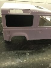 Window blank panels for D90 Hard Plastic Car Shell Body D90 Rock Crawler RC van