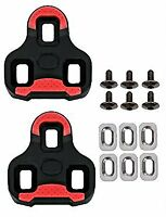 Zol Road Cycling Cleats Compatible with Look Keo Pedals 9 Float
