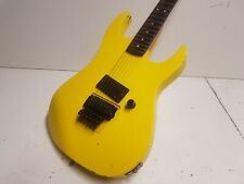 80's BC RICH GUNSLINGER USA - PROTOTYPE THIN WIZARD NECK