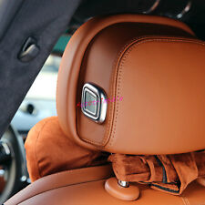 Seat Headrest Head Restraint Switch Cover Trim For Maserati Ghibli 2014-2016