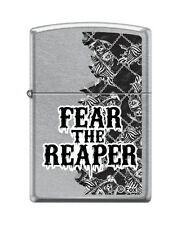 Zippo 8401, Sons of Anarchy-Fear the Reaper, Street Chrome Finish Lighter