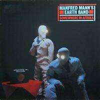 MANFRED'S EARTH BAND MANN - SOMEWHERE IN AFRICA (180GR.) VINYL LP NEU