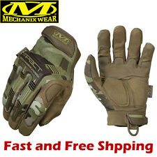Mechanix Wear Multi-Cam M-Pact Tactical Glove - Camouflage/TrekDry/Work - Small