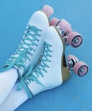 Impala Quad Roller Skates   Vegan - Womens   White - Size: 8 IN HAND Ships Fast